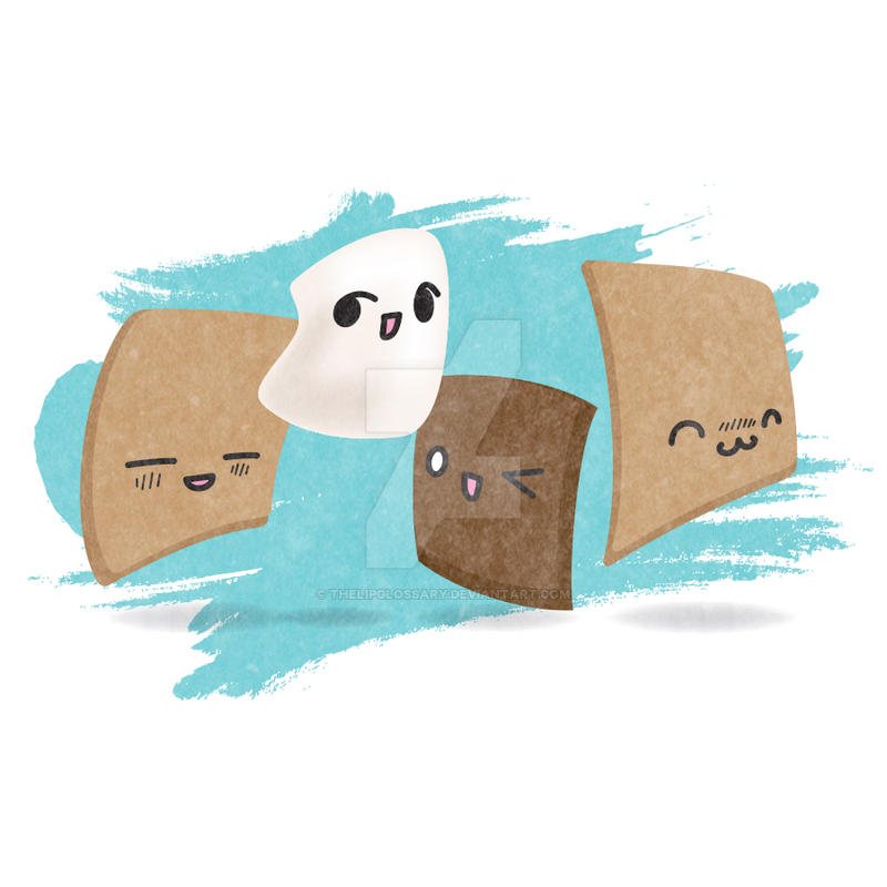 Illustration - Spot Illustration Trio - Hay guyz! by TheLipGlossary