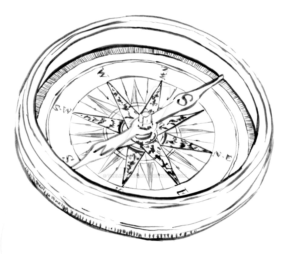 Compass by TheLipGlossary