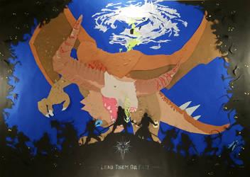 'Lead Them Or Fall' DA:I ~ Paper by RidiculousRandomHero