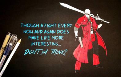 Dante by RidiculousRandomHero