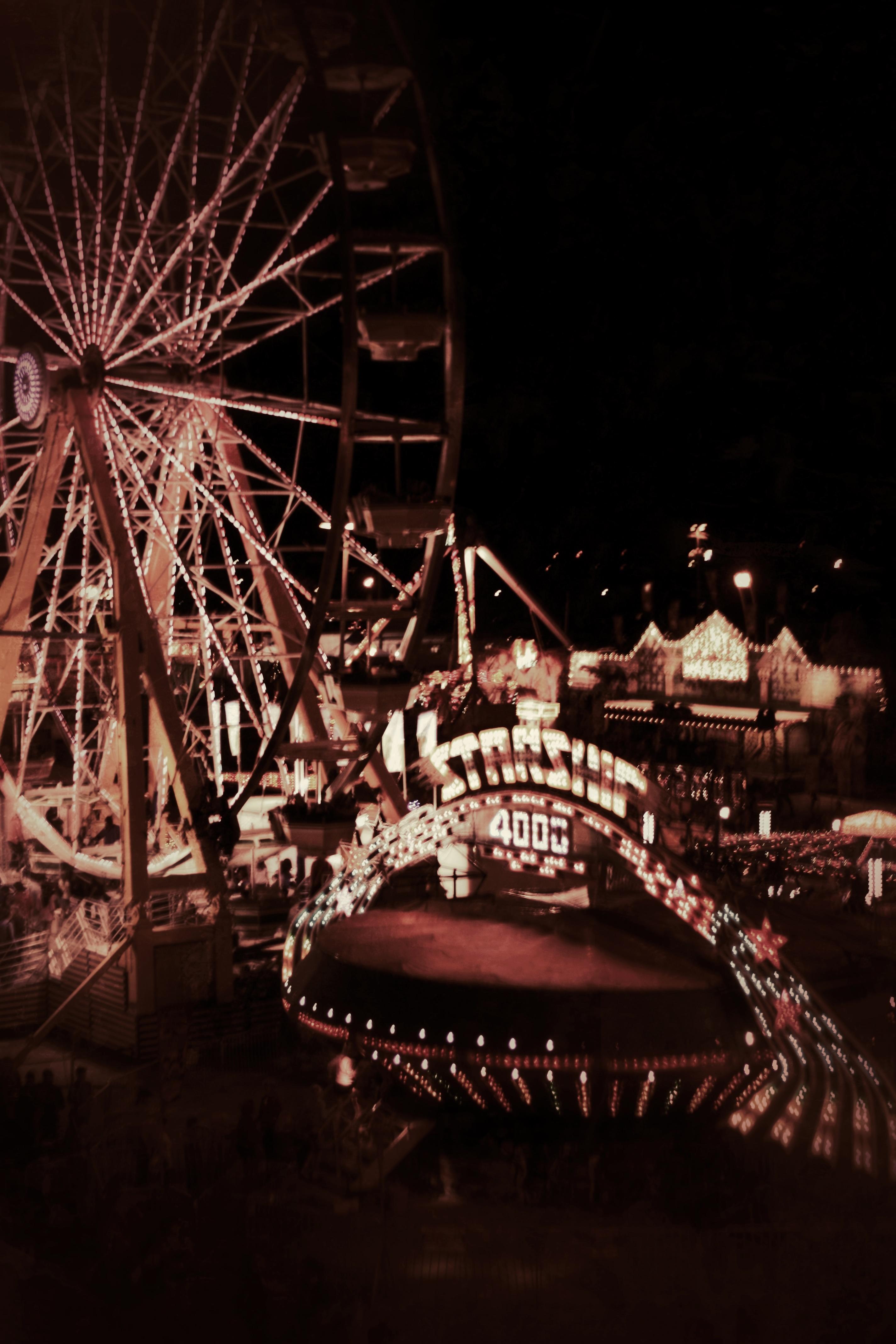 Fairground by Saari-Dreams