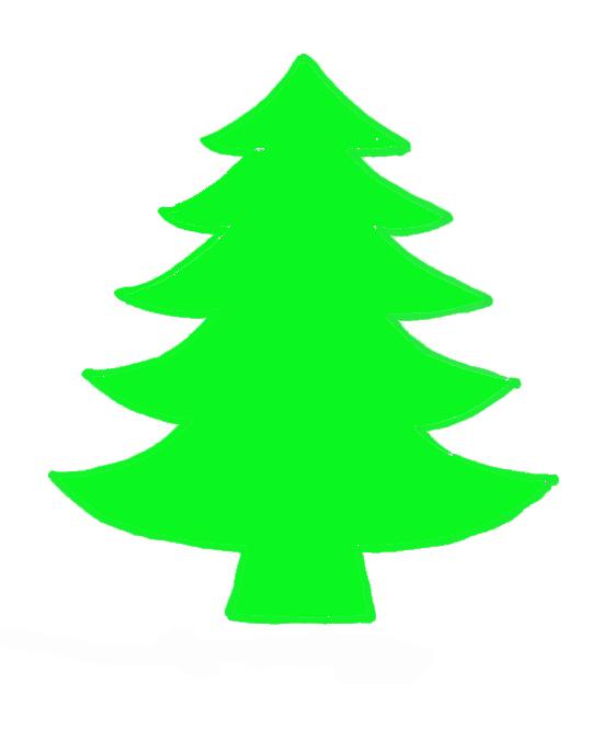 Plantilla Arbol Navidad by NoemiMolina121 on DeviantArt