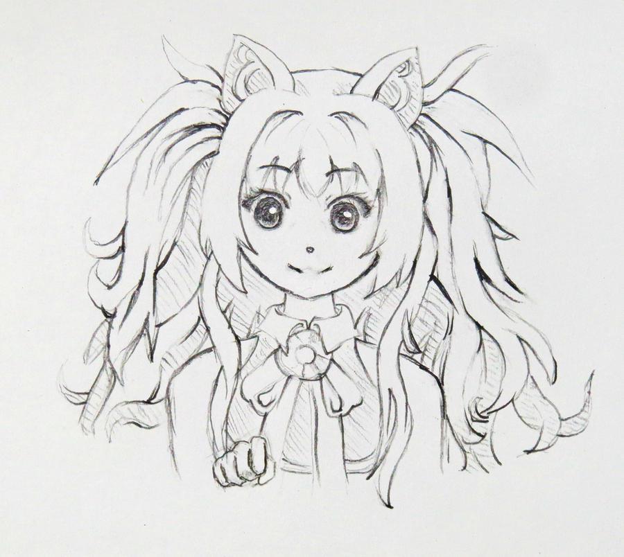 Pencil: SeeU by vt2000