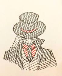 Black Hat by vt2000