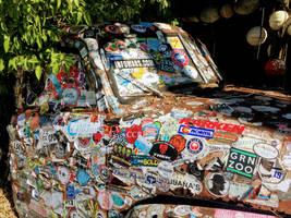Sticker car