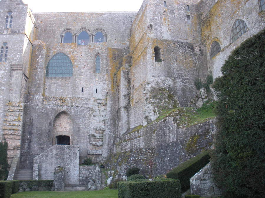 Mont Saint Michel Interior By Nintendolover13 On Deviantart