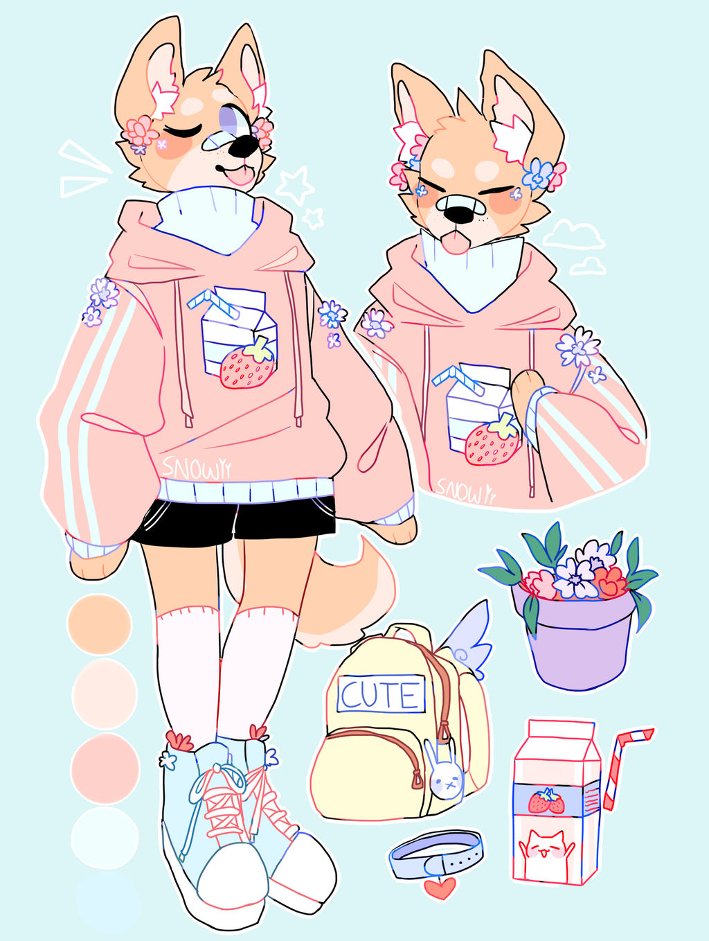 [CD] Aesthetic Shibb,,y'all,, stop lookin at this- by Snowiitea