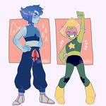 Lapis and Peri (spoilers ??)