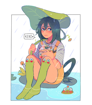 Froggu redraw