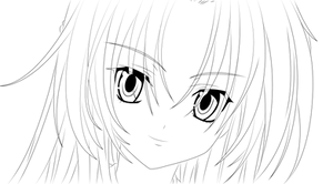 Oda Nobuna no Yabou: Oda Vector Outline