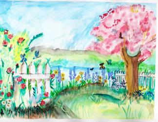 Spring Blossom by MiaDevlin69