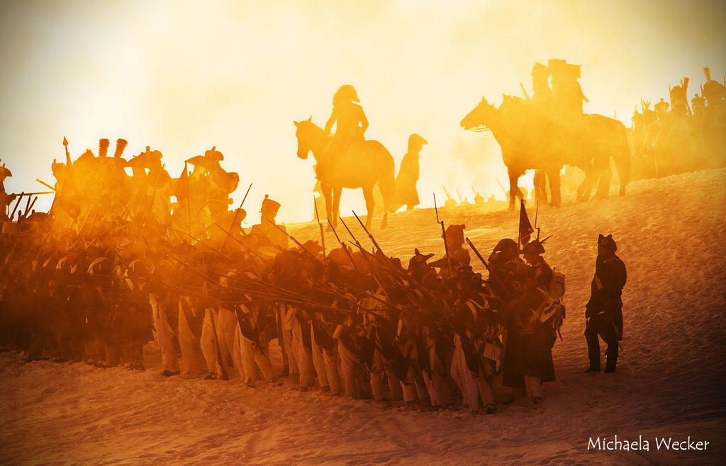 Battle of the Dunes by MedievalJunkie