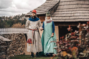 Richenza and Henry of Lipa