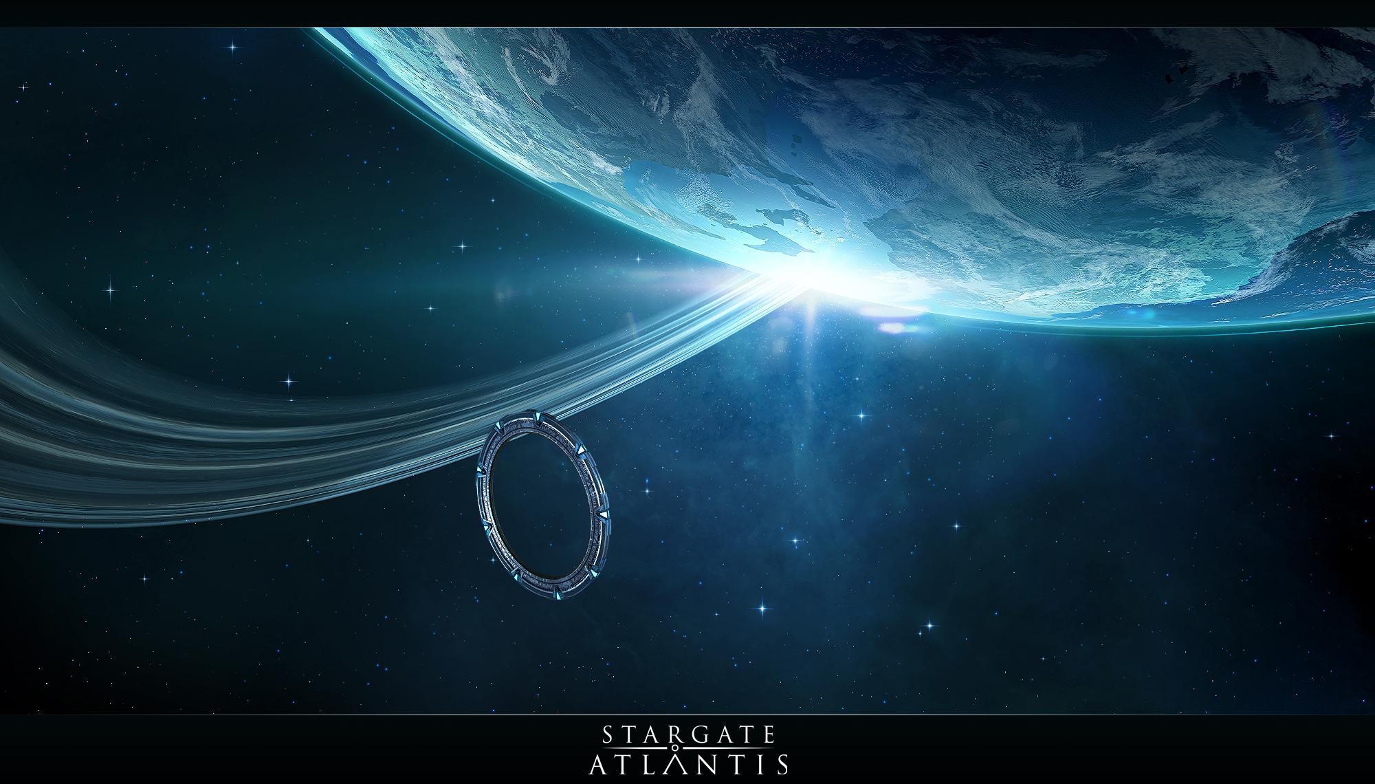 Stargate Atlantis Tribute by Alienphysique