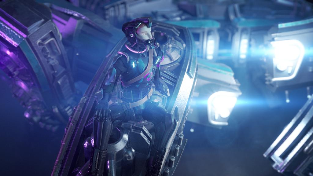 Pilot by Alienphysique