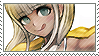 Angie Yonaga stamp by chianami