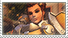 Brigitte stamp by chianami