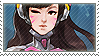 D.va stamp by chianami