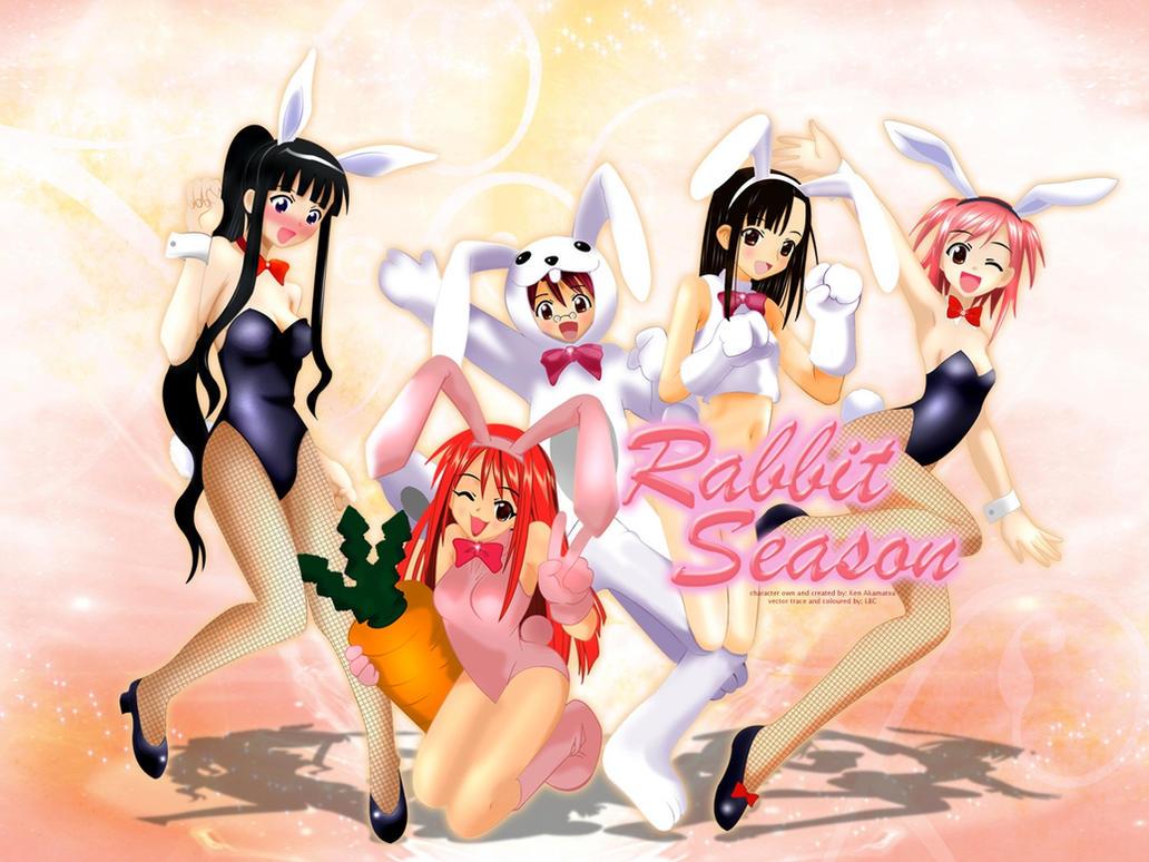 'Rabbit Season' by simplicitybc2000
