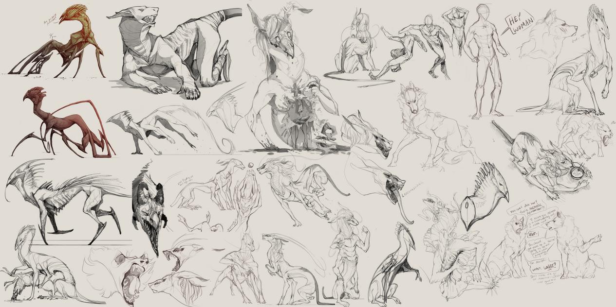 /Dumps 2 by Chimaerix