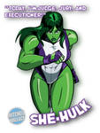 The Savage She-Hulk