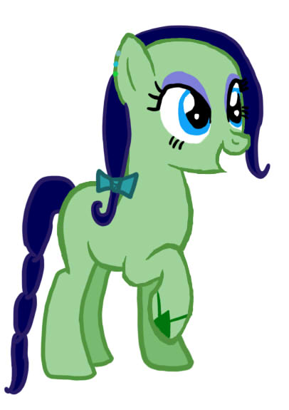 Adoptable Earth Pony 1 by LunarArtist411