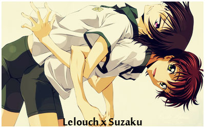 Lelouch-x-Suzaku's Profile Picture