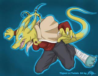 vicious tilylah by btzai
