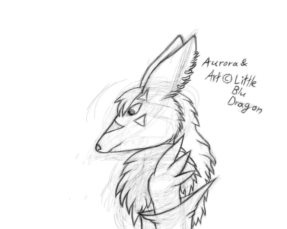 Aurora II by LittleBluDragon