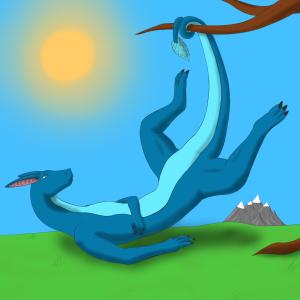 LittleBluDragon's Profile Picture
