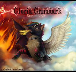 Gloria Grimdark by Tatchu