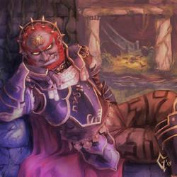 Ganondorf by Tatchu