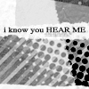 I Know You Hear Me Icon by flamexsniper