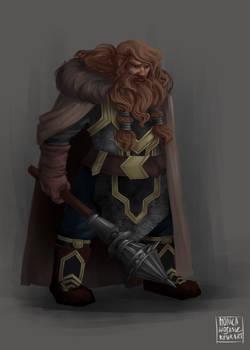 Dwarf Matheo