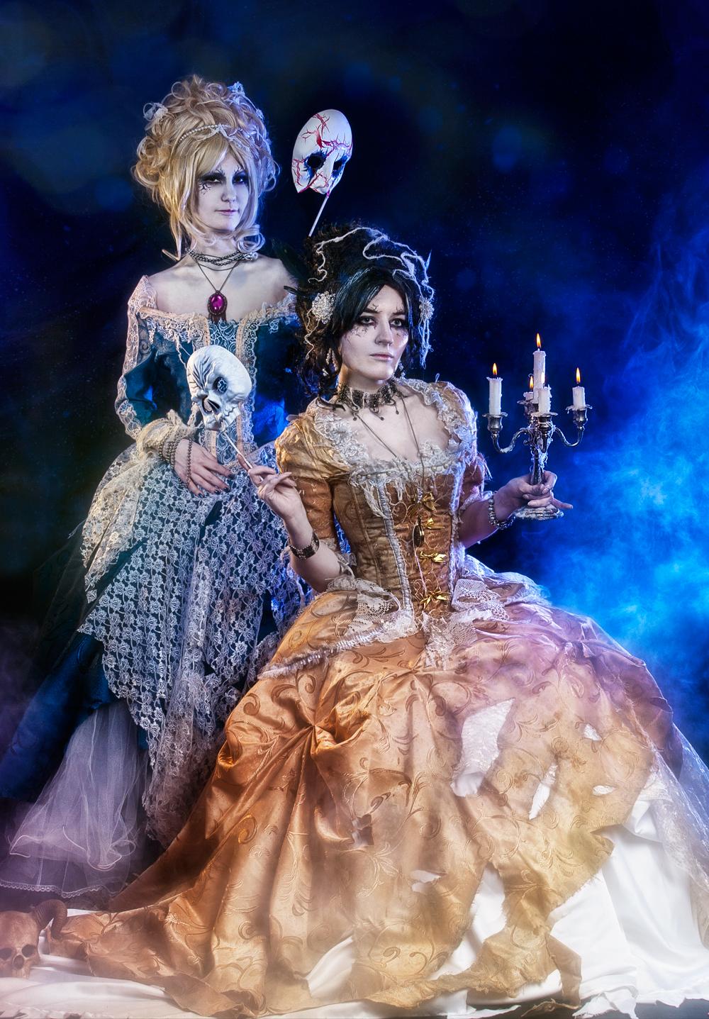 Dead Masquerade by Afemera