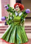 Poison Ivy retro