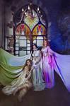 The Brides of Dracula. Vampire family