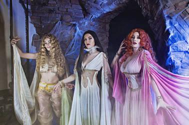 The Brides of Dracula. Eternal Beauty