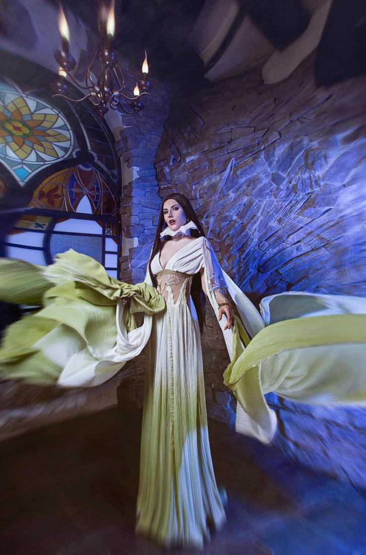The Brides of Dracula. Verona by Afemera