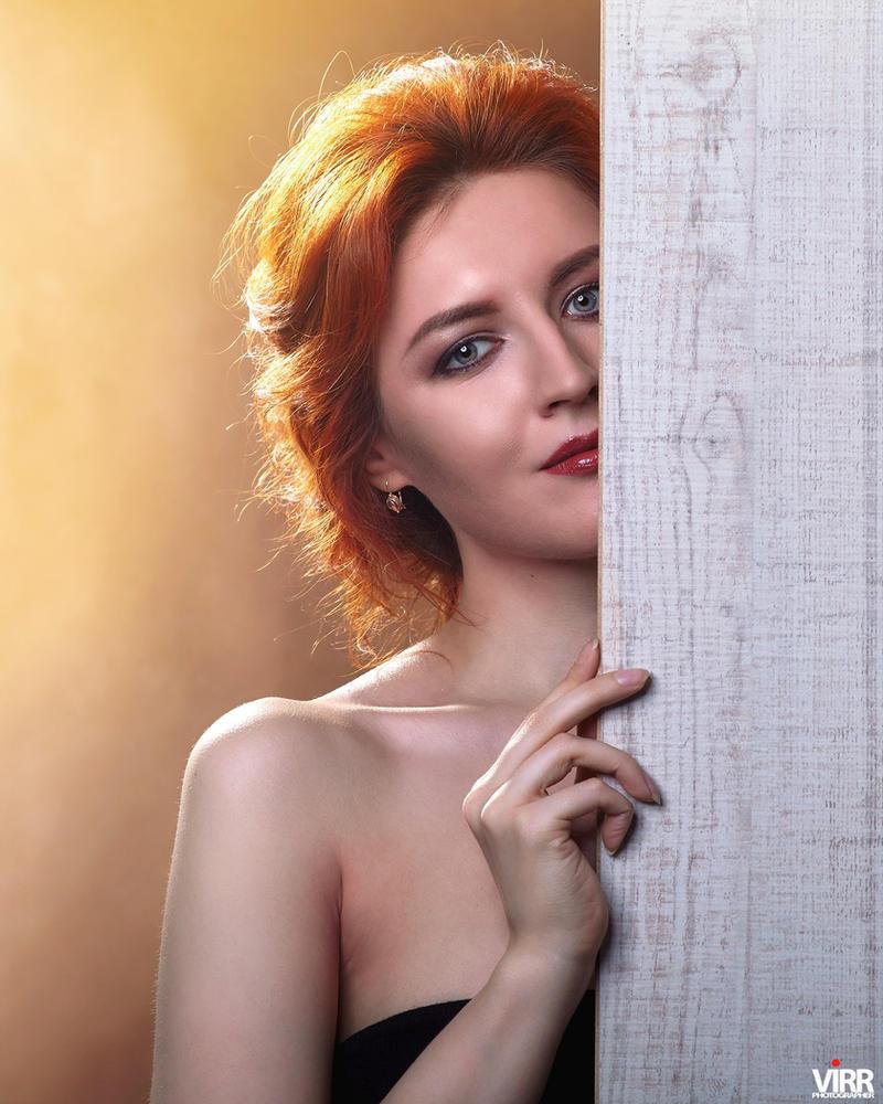 Sunshine girl by Afemera