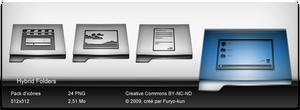 Hybrid Folders
