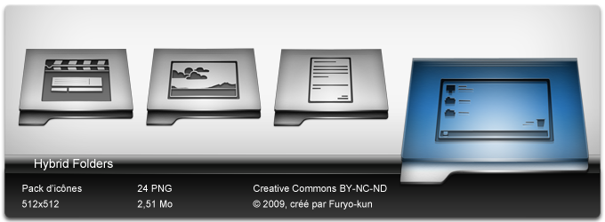 Hybrid Folders by Furyo-kun