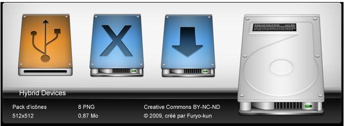 Hybrid Devices by Furyo-kun