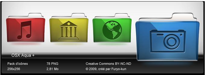 OSX Aqua + by Furyo-kun