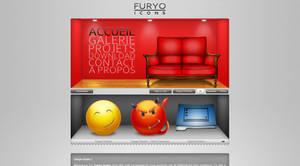 Webdesign - Furyo-icons v2