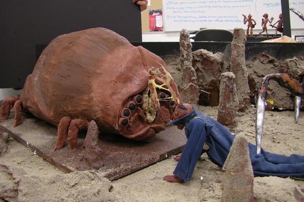 Brainbug* Brain Bug - The 8th Dwarf