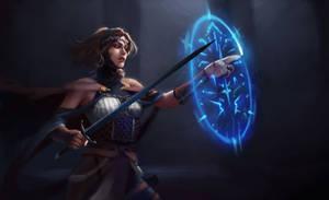 Sorceress by Castaguer93