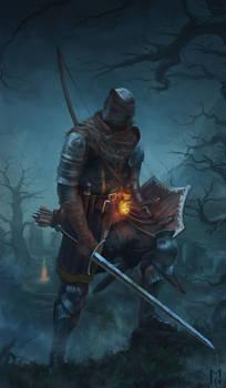 The Hopeful Knight