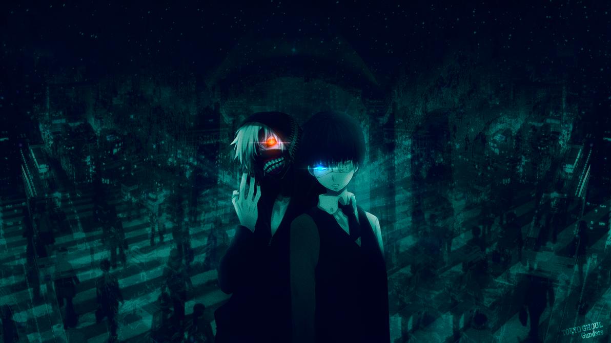 Tokyo Ghoul Re-incarnation! (Free Wallpaper) by GuncaPMV