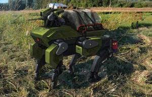 Bigdog 11142013 by WarrGon